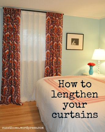 curtain pinterest