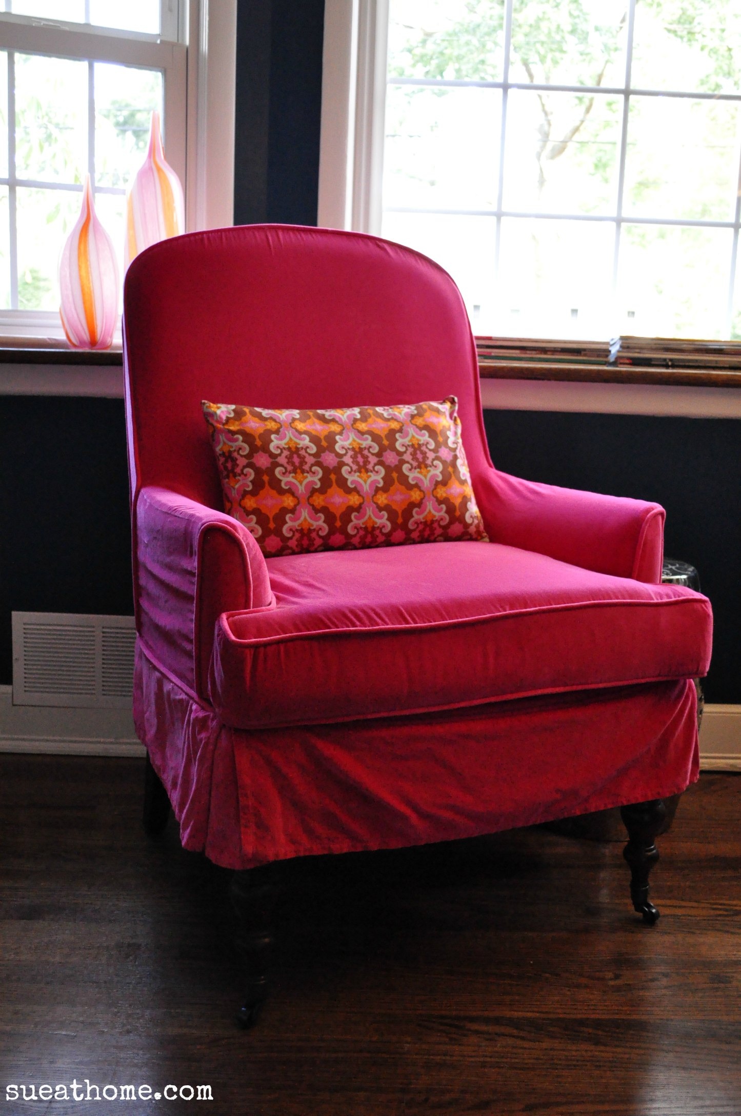 dying slipcover