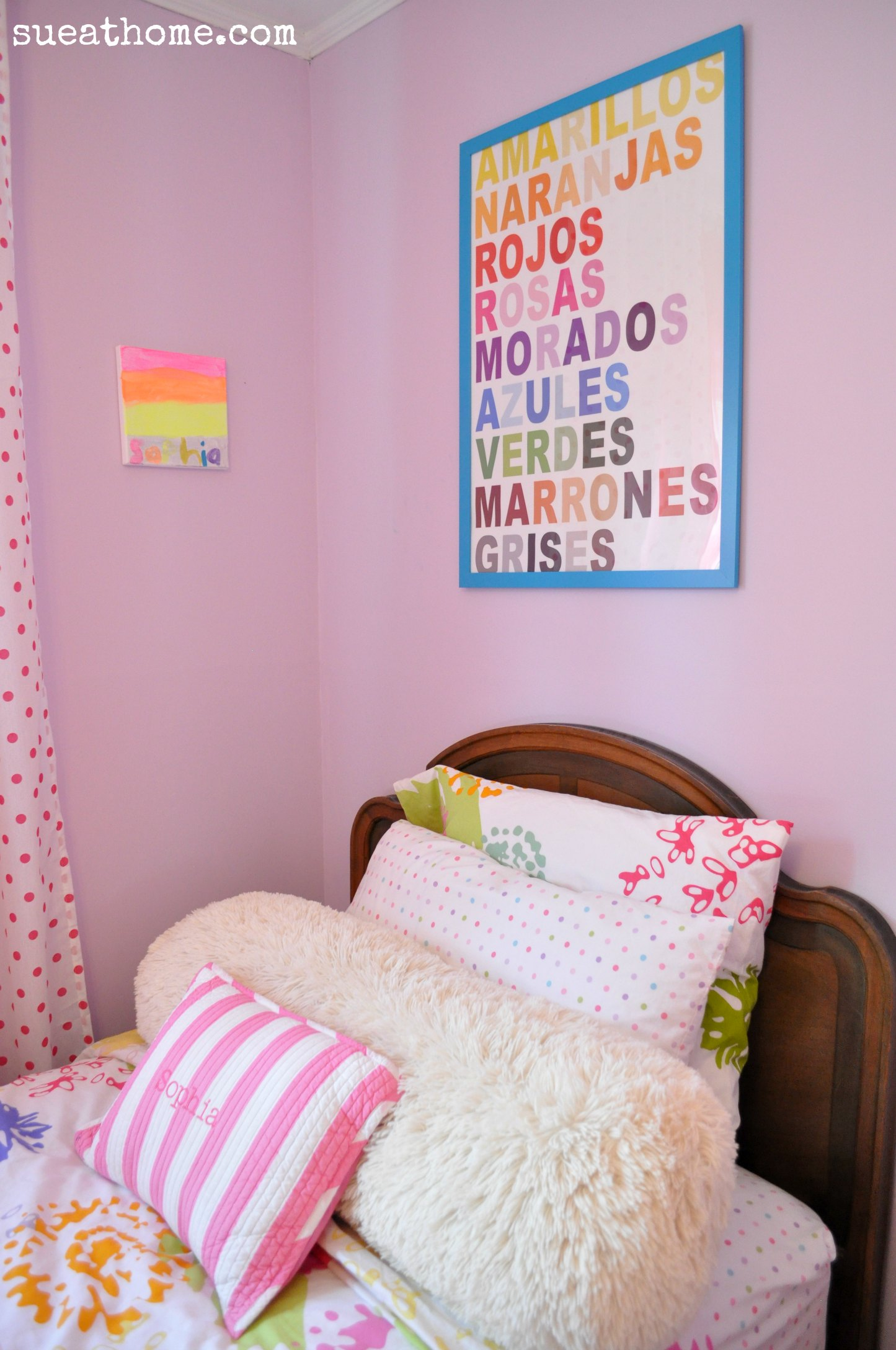 House Tour Sophia S Room Part 2 Sue At Home