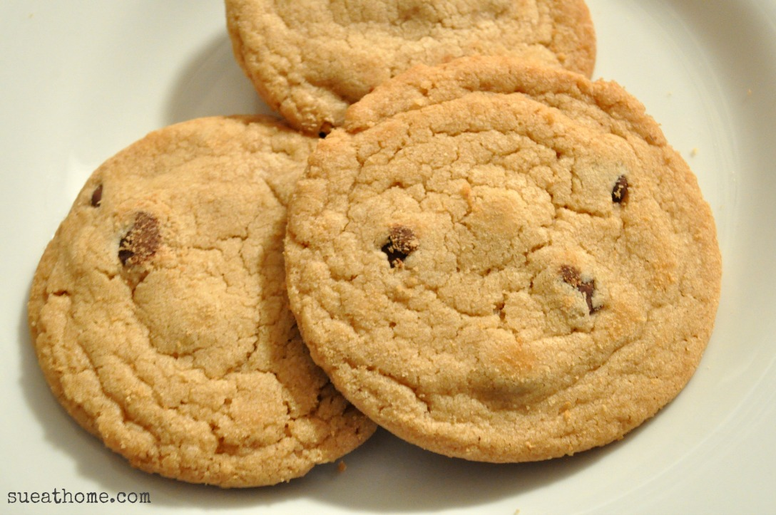 the best chocolate chip cookie ever | Sue At Home