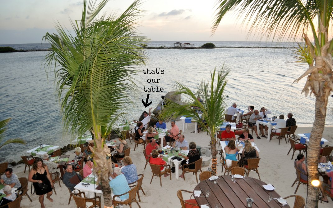 best aruba restaurants sue at home