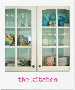 house tour: the kitchen