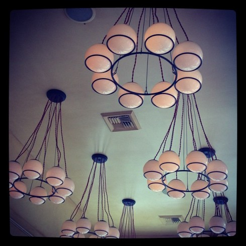 lights in maximes