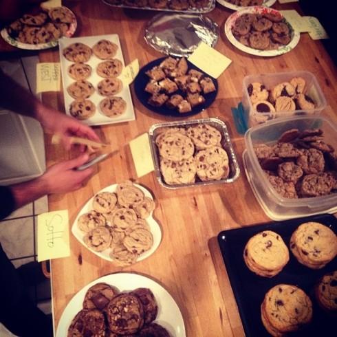 cookie throwdown