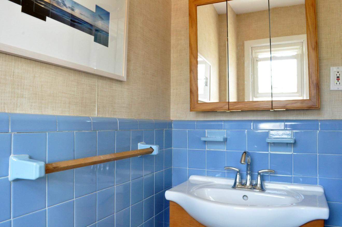Half Bath Remodel Sue At Home