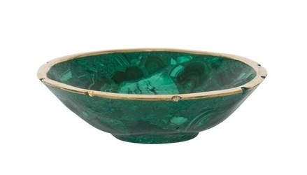 malachite bowl