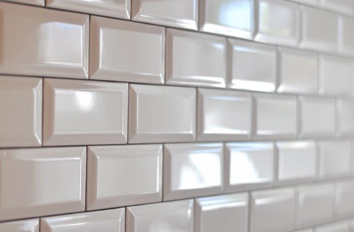 FLOOR TILE: Circulos Black encaustic tile from Cement Tile Shop